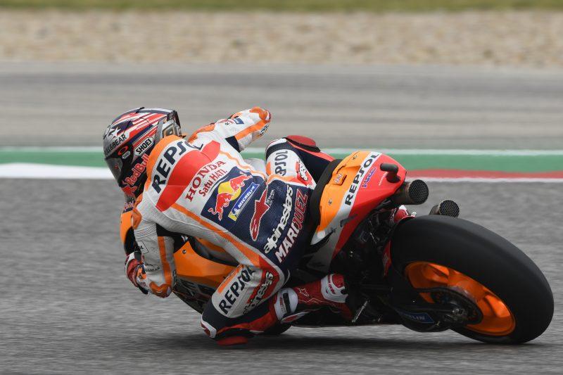 MOTO GP 2018 GRAND PRIX DES AMERIQUES - Page 3 Marquez-5