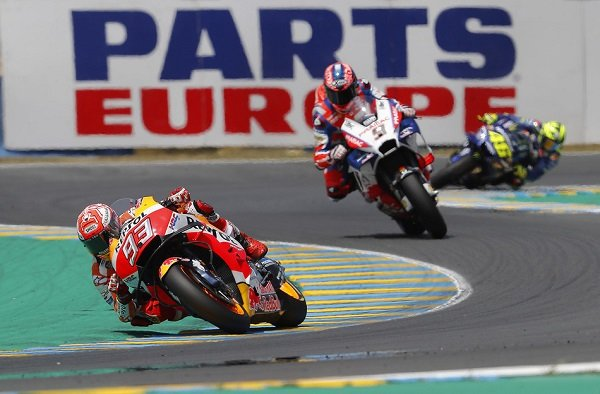 MOTO GP 2018 GRAND PRIX D'ITALIE 0872452