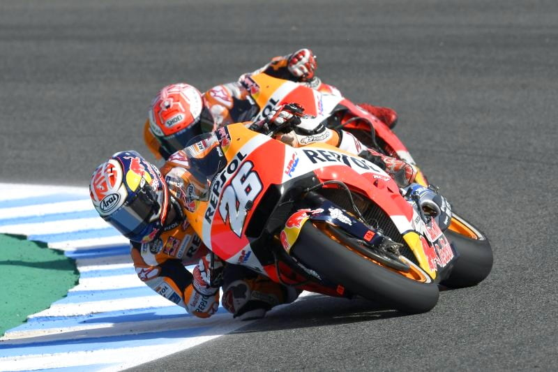 MOTO GP 2018 GRAND PRIX D'ESPAGNE 2018 Dani-Pedrosa-Jerez-2018-1