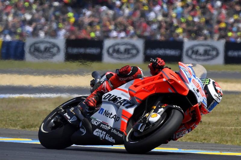 MOTO GP GRAND PRIX DE FRANCE 2018 - Page 2 Jorge-Lorenzo-Le-Mans-2018-1
