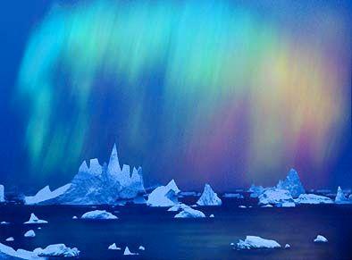 Polarna svetlost Aurora