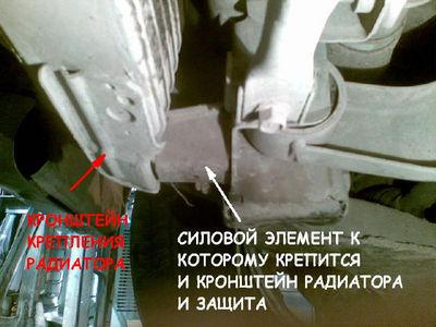 Внимание владельцам дизельных П3. Особенность защиты днища. Normal_intercooler1