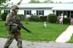 Urban Warfare: Troops on the Streets of Hartford, Connecticut Defense-Department-Seeks-Legal-Authority-to-Deploy-Reservists-onto-American-Streets