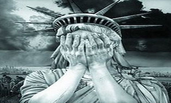 America Government by Terror, Torture and Tyranny