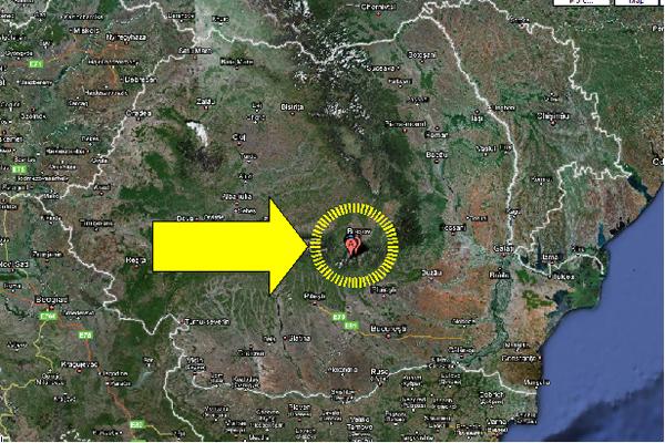 Secret Alien Complex Hidden Beneath Romania's Bucegi Mountains: Don't Miss!  Alien-Base-Inside-the-Bucegi-Mountains