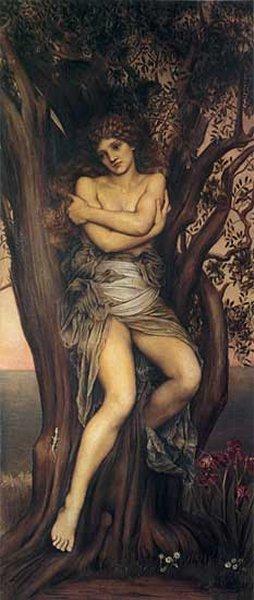 Le monothéisme commence avec un dieu qui hait les arbres. DryadMorgan