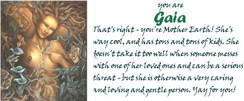 Saznajte koja ste božica Gquiz