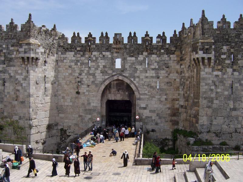 رحلة داخل مدينة القدس الشريفة Jerusalem-11943