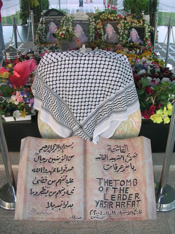 أجمل الصور للأب الراحل ياسر عرفات Ramallah-10587