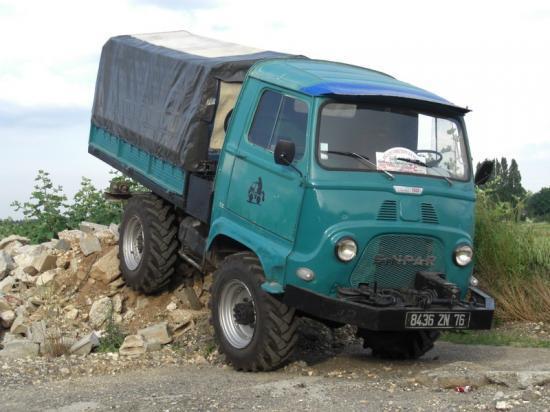 Petits tracteurs 4 roues motrices 20115692030_Castor-Sinpar