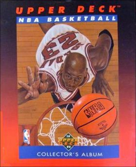 (ACH) Cartes Upper Deck NBA 2759b
