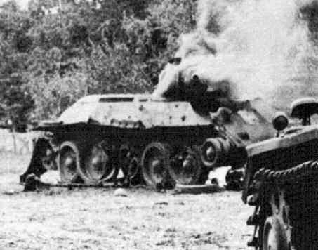 Blitzkrieg: contre-offensive à Zasheykovo T3476-11