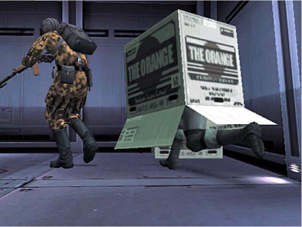 Anecdotes, Rumeurs et Légendes du Jeux Vidéo! (Jap &US) - Page 3 Blog_Paper_Toy_papertoy_Snake_in_a_box_Anonymous_pic2