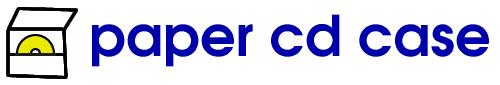 Creà una carátula para un disco Online Papercdcase-logo