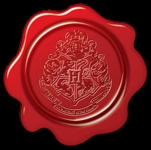Gemma Landre Hogwarts-seal
