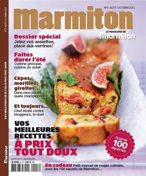 """Magazine """" Marmiton """" en presse - Page 2 Marmiton-num%C3%A9ro-3-507"""