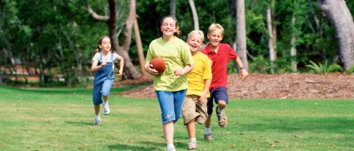 Il football americano... Giochi-all-aperto-per-bambini
