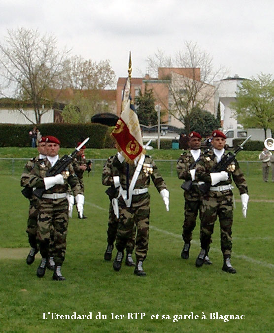 Traditions du 1er Rgt du Train Parachutiste 0001