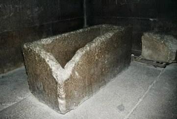 Egypte: Découverte d'une mystérieuse 4ème pyramide oubliée à Gizeh La-chambre-du-roi-kheops