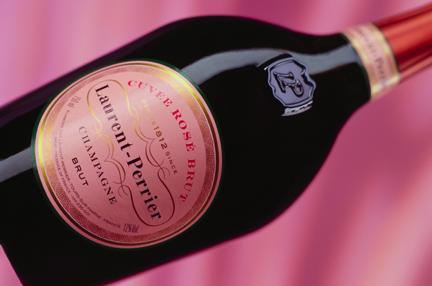 mardi 18 août: Bon Anniversaire, Shayera (35 ans) Champagne-laurent-perrier-rose