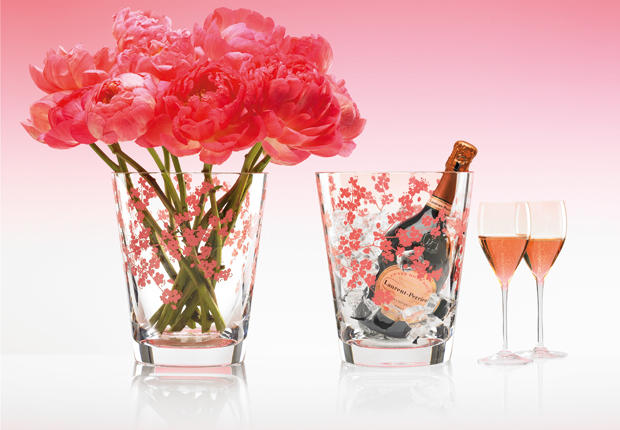Anniversaire Willou  Champagne-laurent-perrier-rose-seau-baccaratjpg