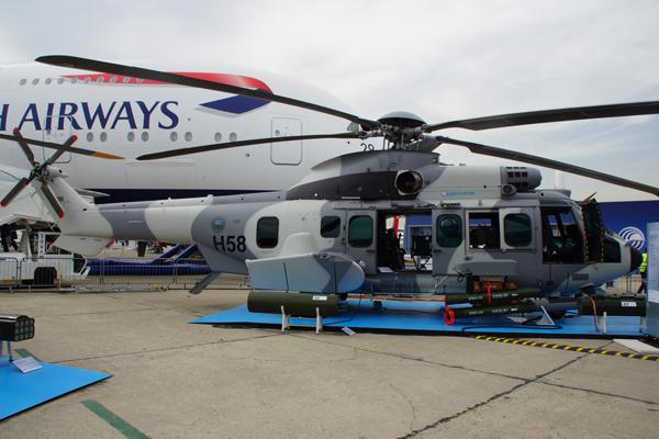 Helicoptero EC725 Super Cougar FAM (Parte 2) - Página 8 EC725-H58