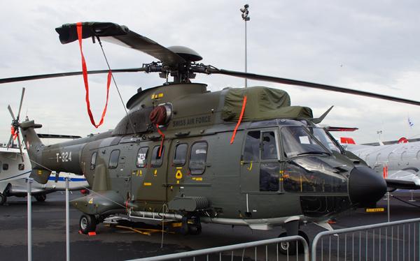 Bolivia - Página 29 T-324-Eurocopter-AS332M1-Super-Puma-Swiss-Air-Force