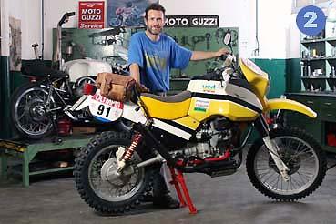 Moto Guzzi V 85.... Tori85actu