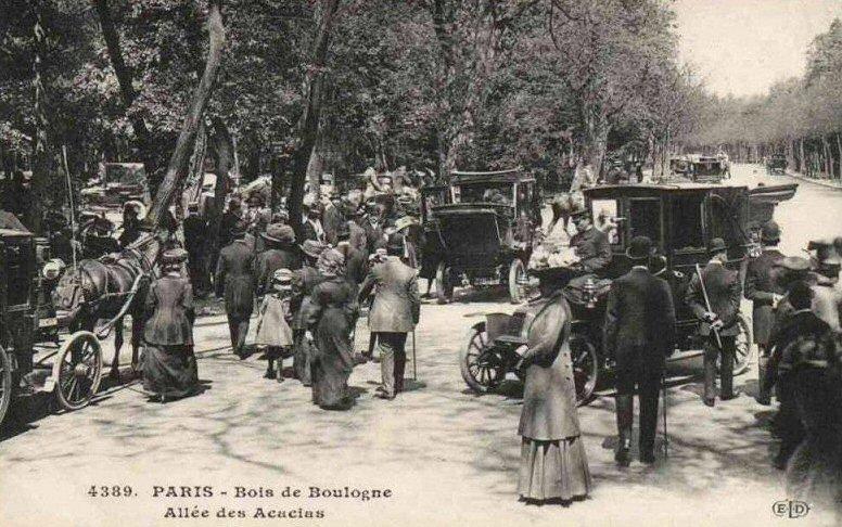 {Série} Le bazar de la Charité 161boisdeboulogne11