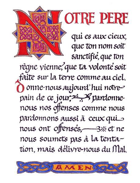 Michel blogue avec Irène/sujet/lLa Volonté de Dieu c'est quoi pour vous? Notre_pere_blogsgl