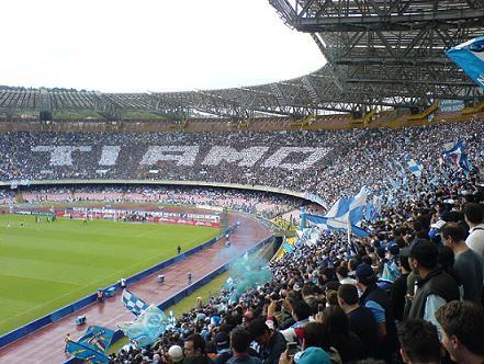 SSC Napoli - FC Real De Madrid Napoli2