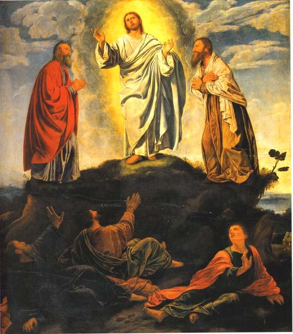 LA VIE INTÉRIEURE (R.P. Joseph Tissot) Transfiguracion3