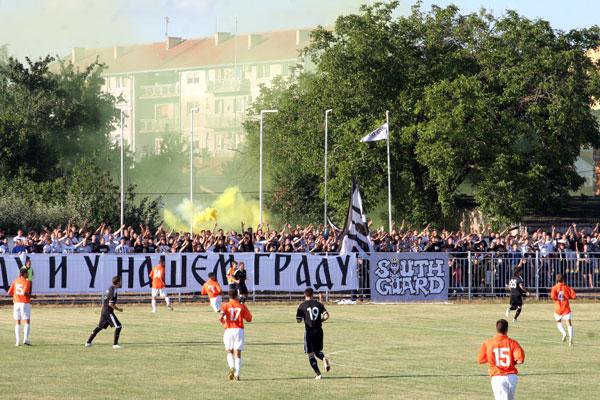 Partizan         0