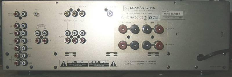 Armas de Arremesso Luxman_lv_103_ar2