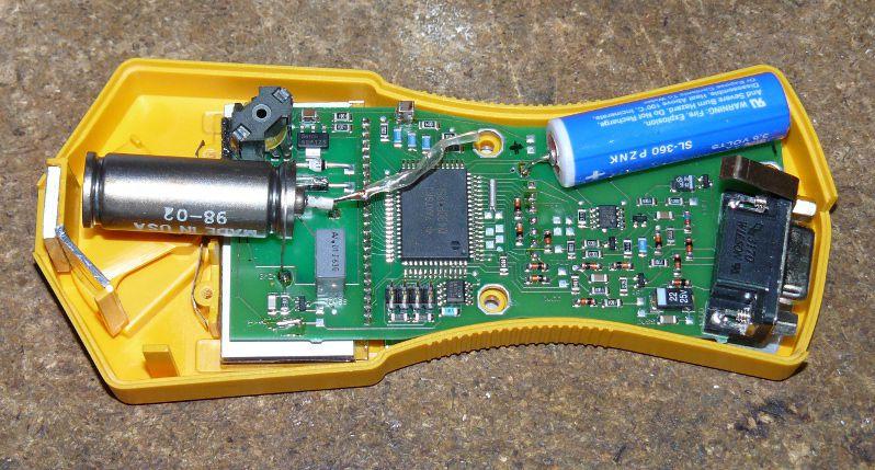 remplacement batterie sur GAMMA SCOUT Gamma_scout_int