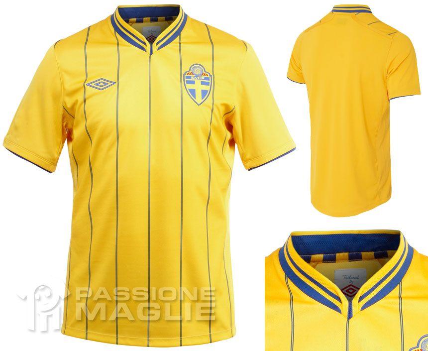 Maglie stagione 2012/2013 - Pagina 3 Svezia-home-2012