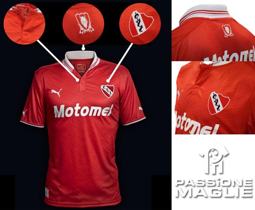Maglie stagione 2012/2013 - Pagina 3 Independiente-home-2012