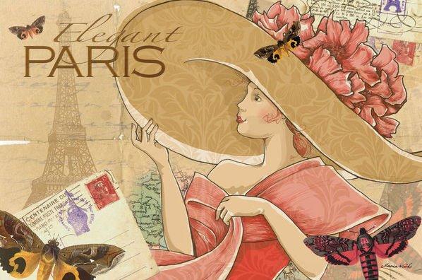 Ах, Париж...мой Париж....( Город - мечта) - Страница 17 3071255b