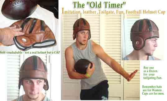 Buscando inspiracion.... cascos de rugby Oldtimer-helmet-Cap