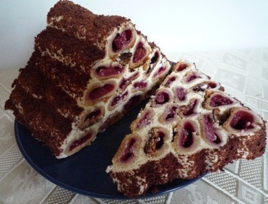 Торты и десерты - Страница 5 390x