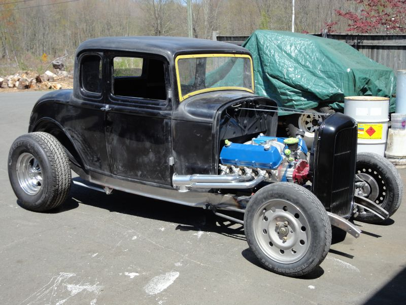 1932 Ford Coupe Project - Page 2 00045a