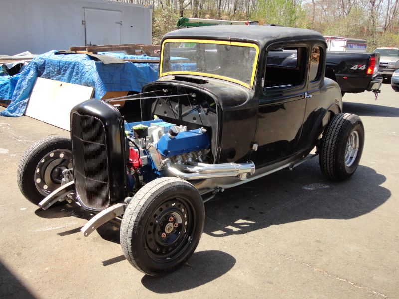 1932 Ford Coupe Project - Page 2 00052a