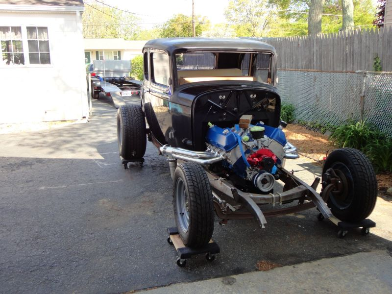 1932 Ford Coupe Project - Page 3 00349a