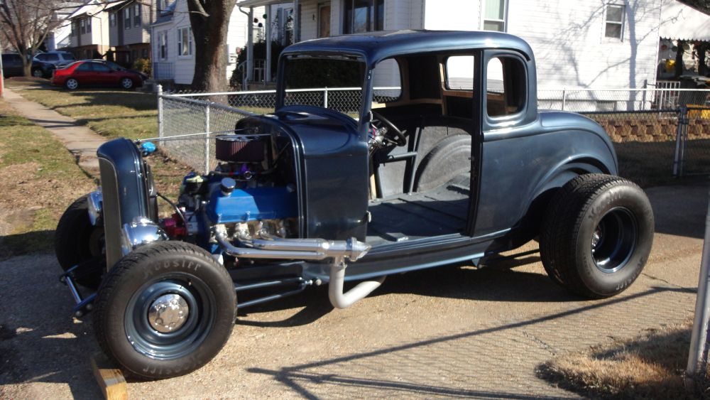 1932 Ford Coupe Project - Page 4 00827a