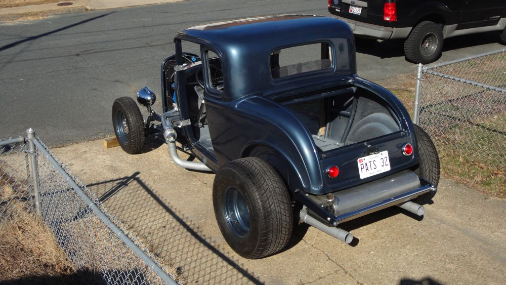 1932 Ford Coupe Project - Page 4 00836a