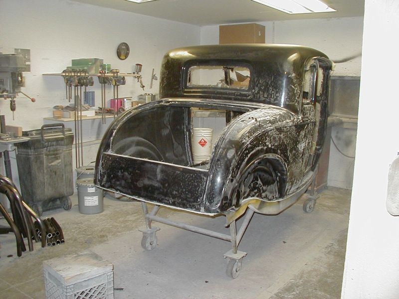 1932 Ford Coupe Project Newage001