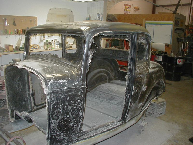 1932 Ford Coupe Project Newage002