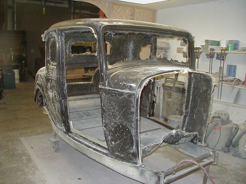 1932 Ford Coupe Project Newage003