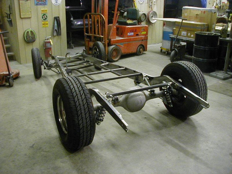 1932 Ford Coupe Project Newage34a