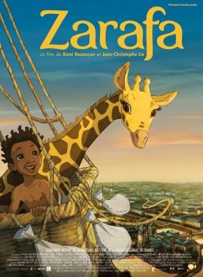 Planning Cinéma d'animation Disney dans les prochaines années ! - Page 10 Zarafa_affiche